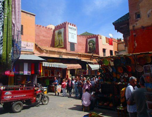 Marrakesh-Marokko-vakantie