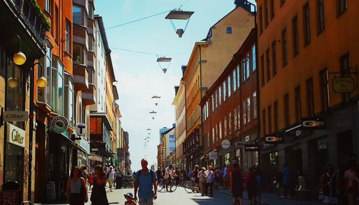 Södermalm-Stockholm