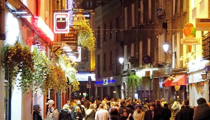 2015, Dublin