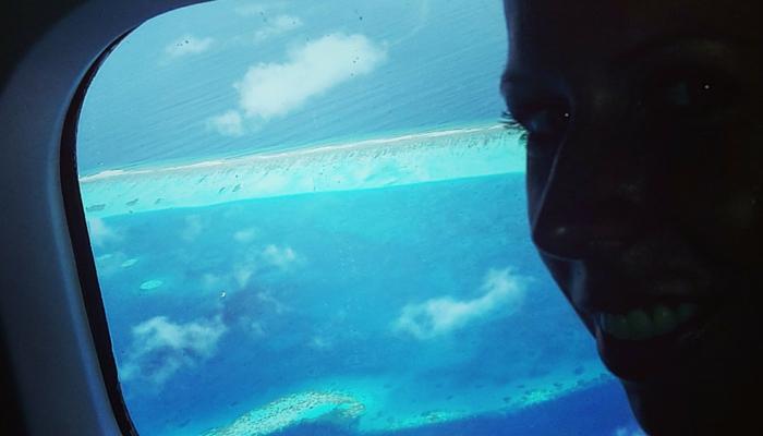 Bijzondere vluchten - Malediven
