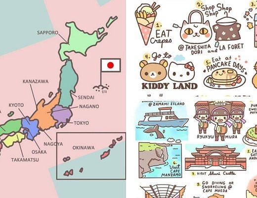japan - reisinspiratie