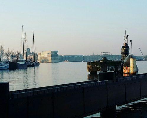 NDSM-werf-duikboot