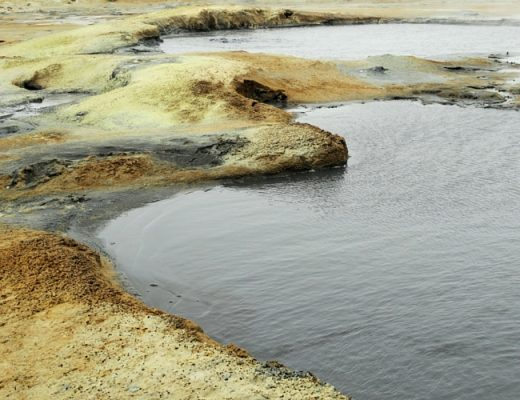 IJsland-Myvatn