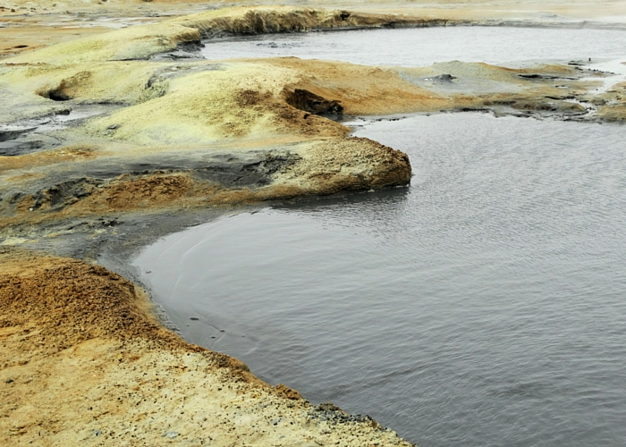 IJsland Myvatn