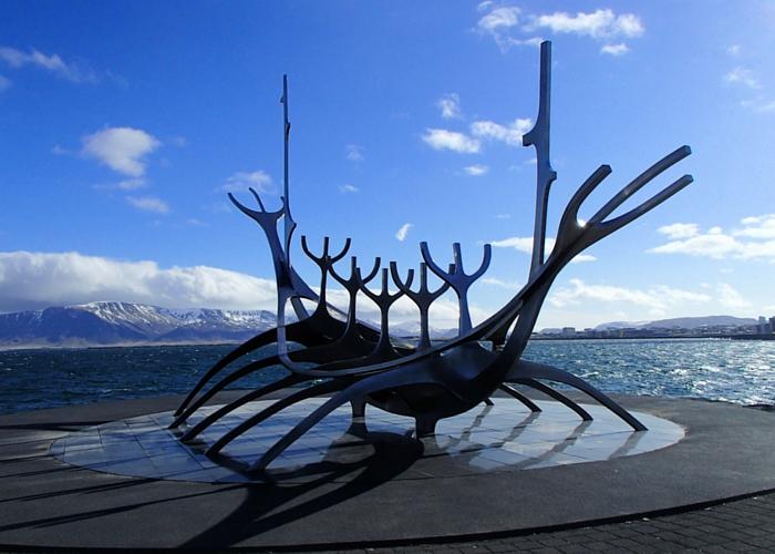 IJsland Reykjavik