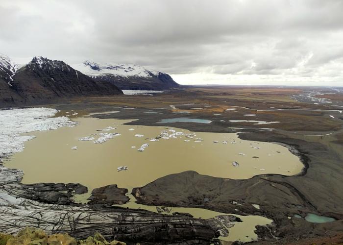IJsland national park Skaftafell