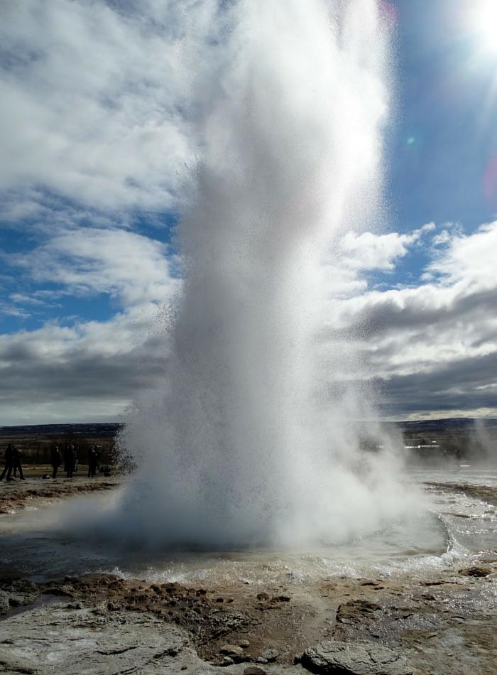 Geisers IJsland