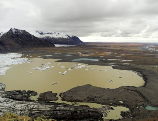 Skaftafell-rondreizen-ijsland
