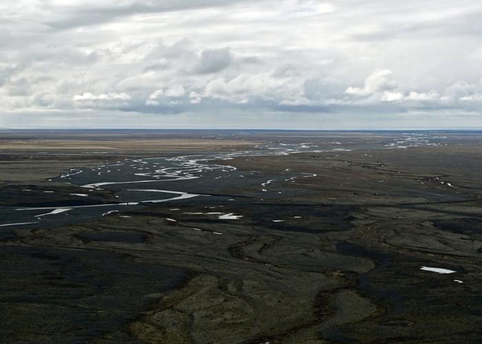 Skaftafell ijsland