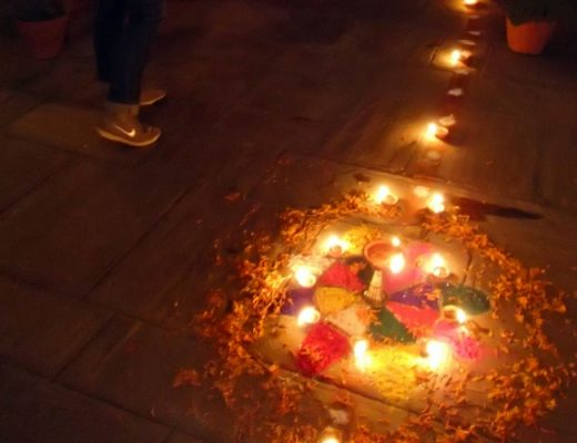 Diwali-feest-Nepal
