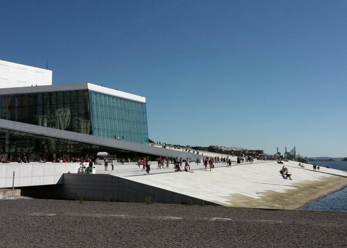 Oslo stedentrip opera