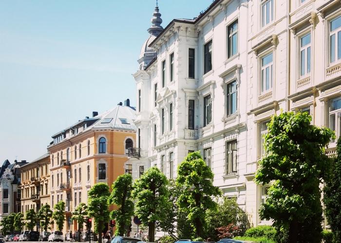 Oslo mediteriaanse architectuur