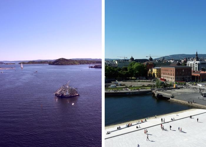 Oslo stedentrip oprahuis