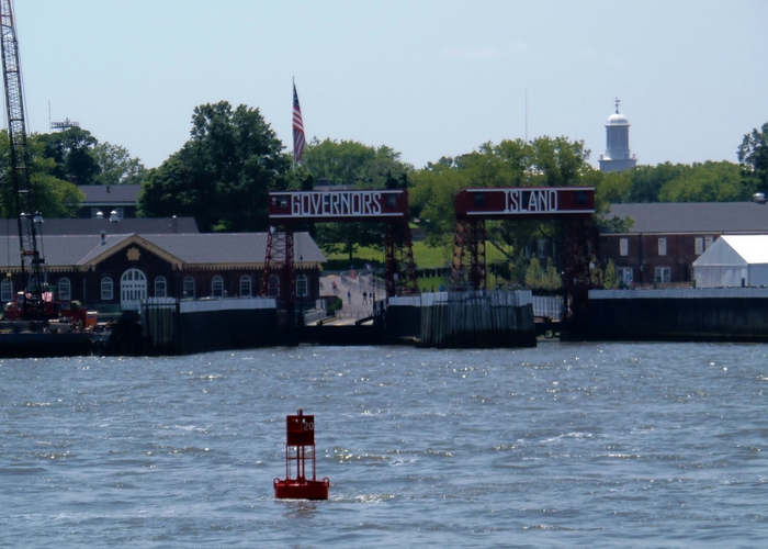 Governors Island haven