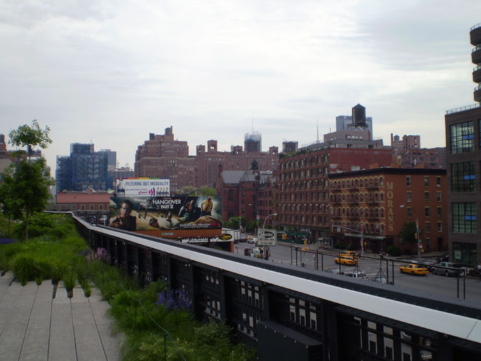 New York Manhattan High Line