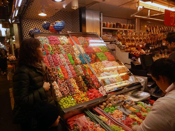 Foodmarkt Barcelona