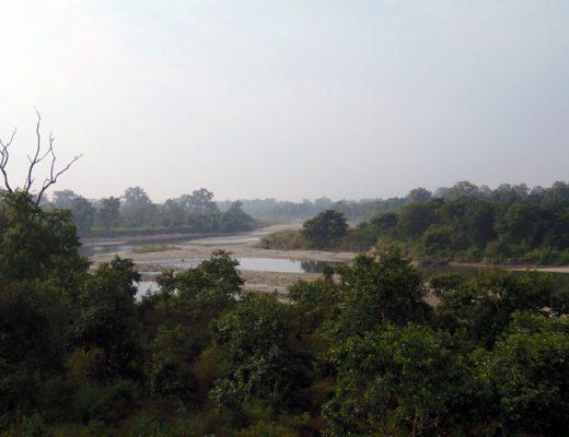 Bardia-nationaal-park-Nepal-wachttoren