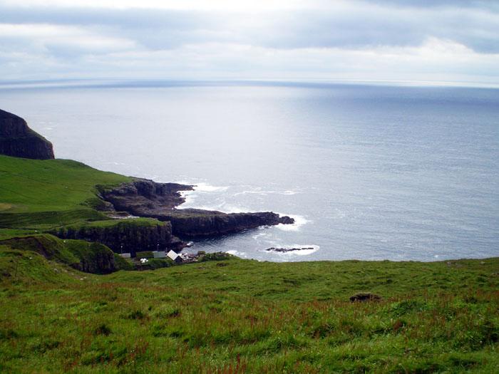 Mykines Faroer eilanden