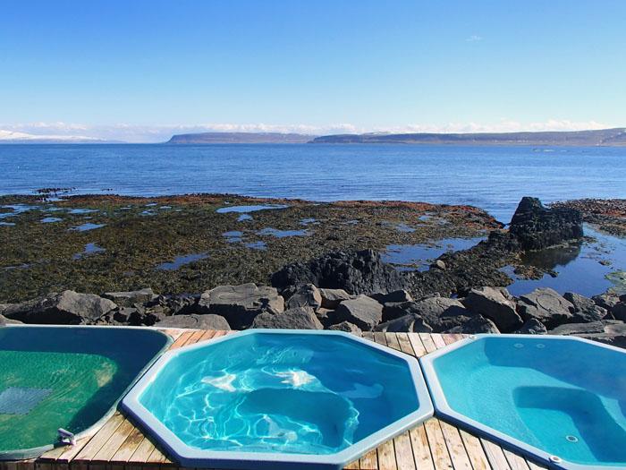 Warmwaterbronnen IJsland Drangsnes