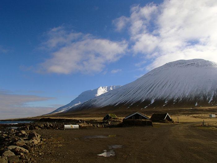 Warmwaterbronnen IJsland Grettislauw