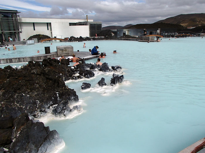 Warmwaterbronnen IJsland, the blue lagoon