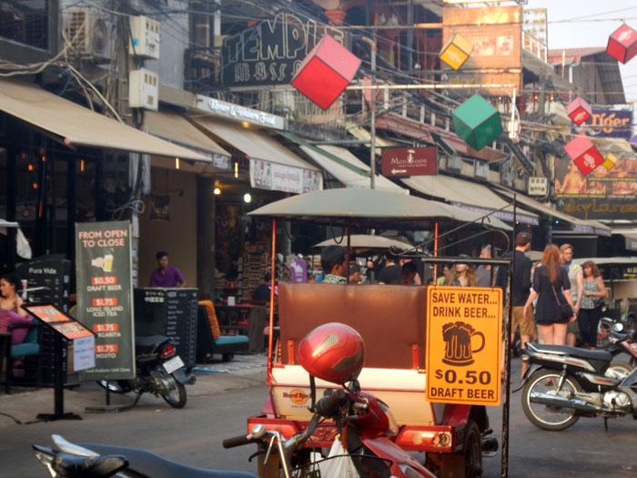 Cambodja - Siem Riep