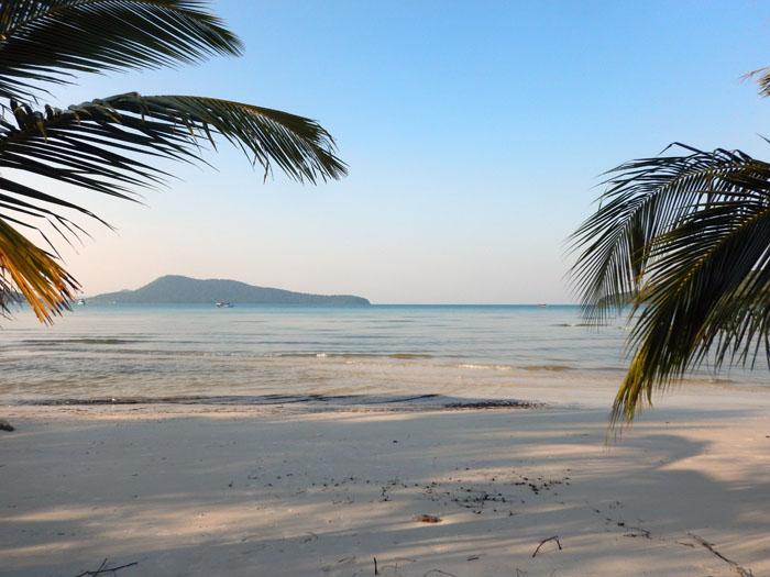 Cambodja-Koh-Rong-strandvakantie