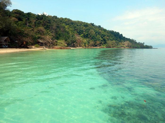 Thailand - Koh Wai