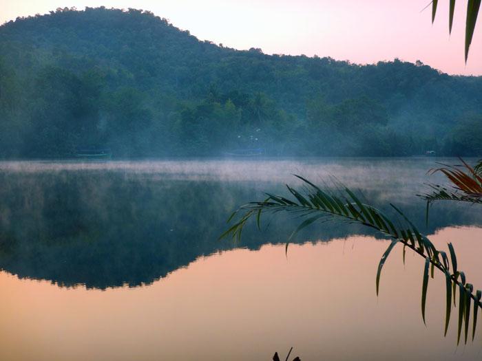 Tatai river Cambodia