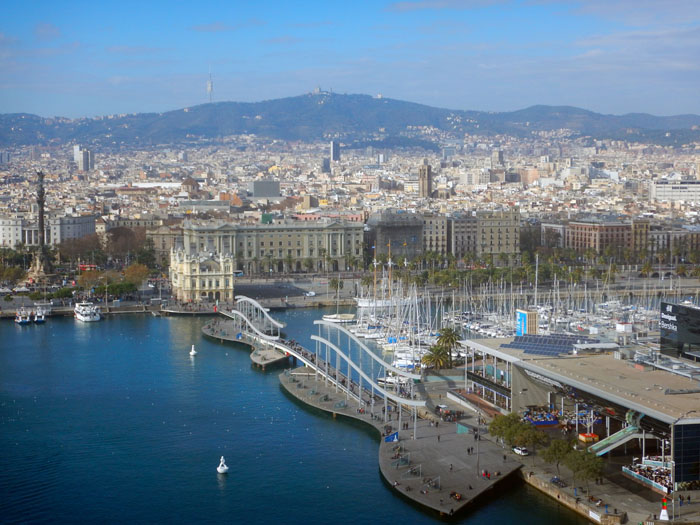 Barcelona kabelbaan