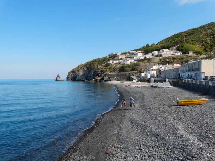 Lipari, Sicilië