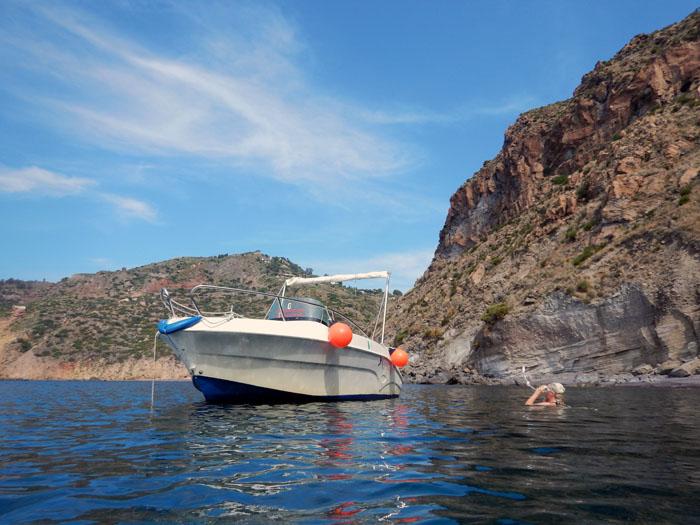 Eolische-eilanden-Lipari-boot-varen