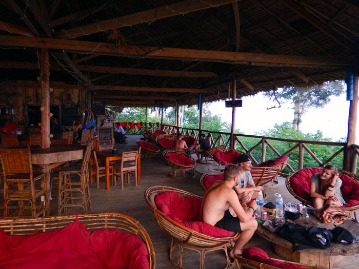 Monkey Maya Cambodja