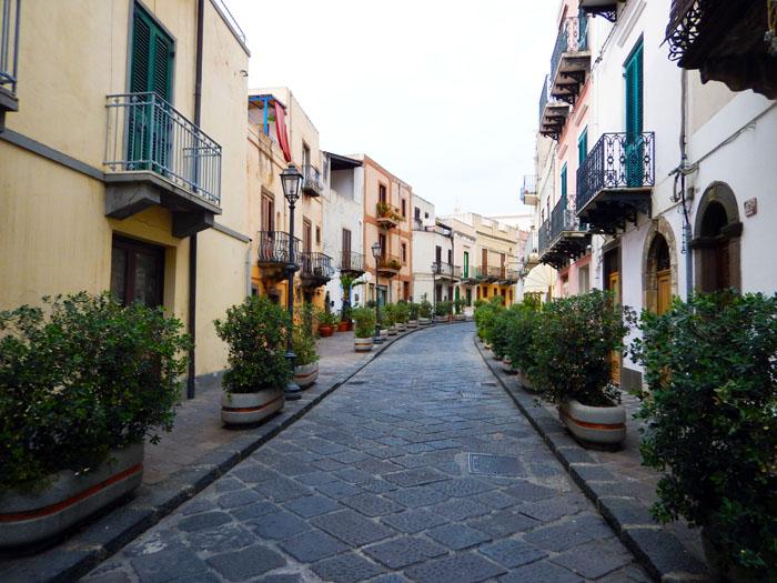 Lipari, Eolische eilanden, Sicilië