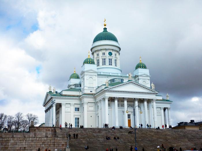 Finland-Helsinki-domkerk