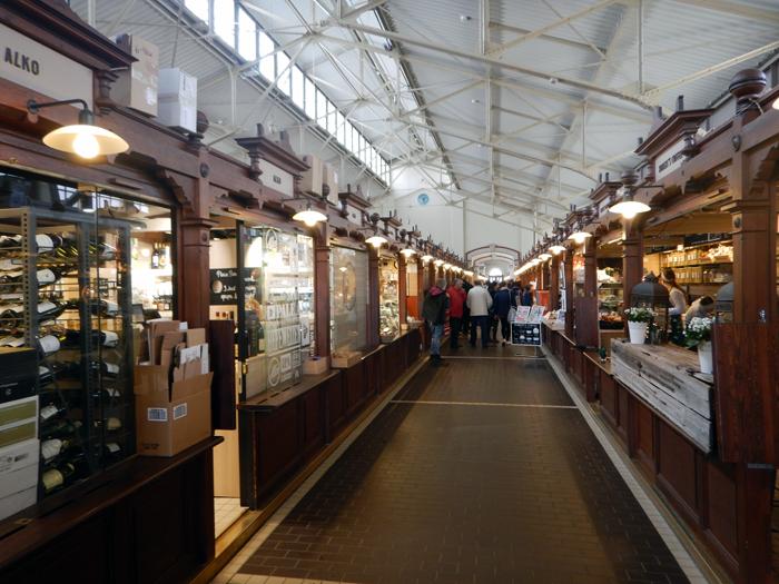 Finland-Helsinki-markthallen