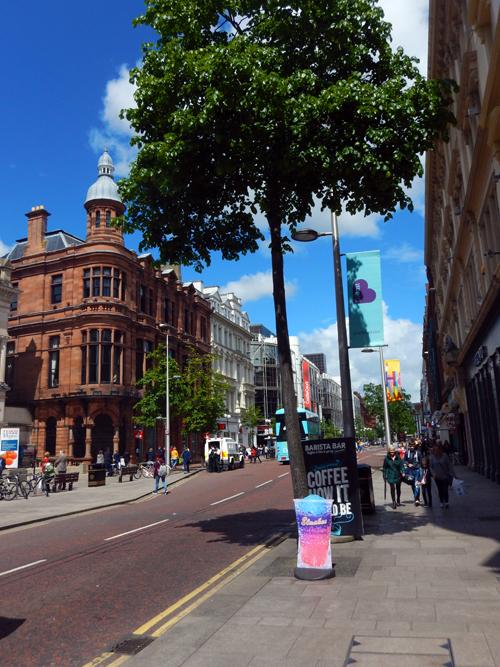 Stedentrip Belfast