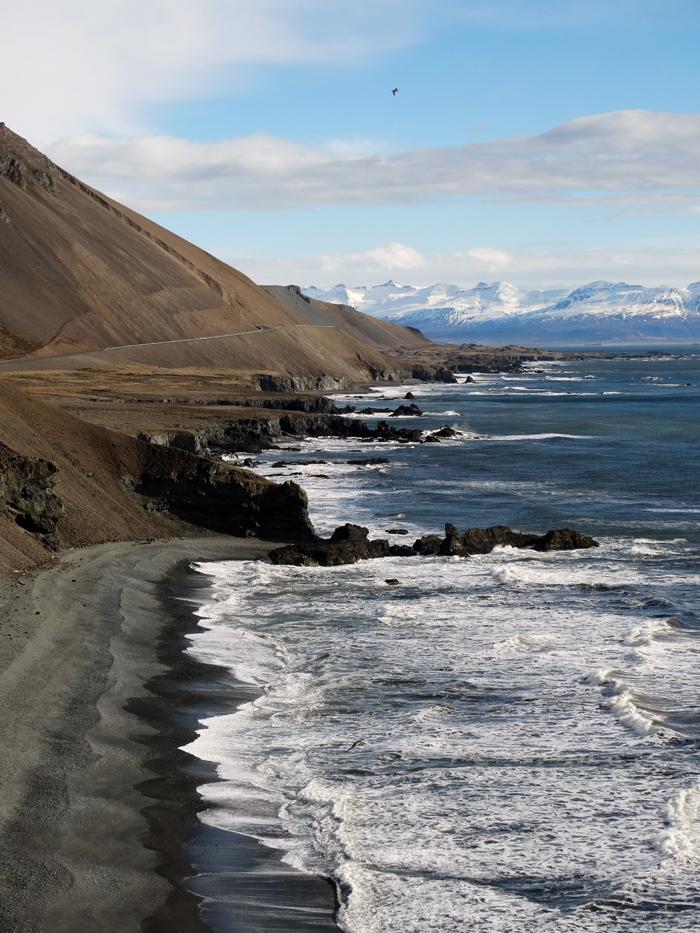 De mooiste weg van Oost IJsland