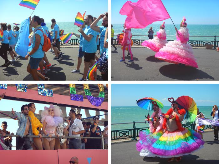 Brighton gay pride