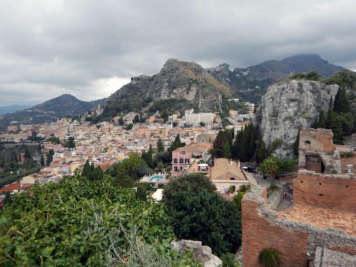 stedentrip Taormina Sicilië