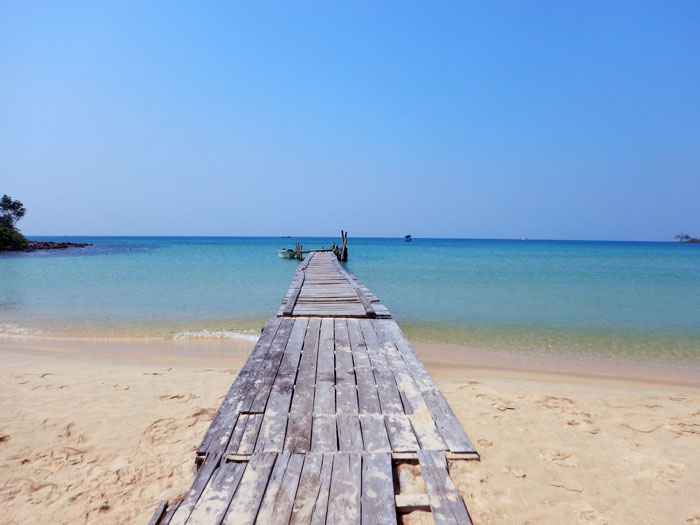 Lazy Beach, Koh Rong Saloem Cambod