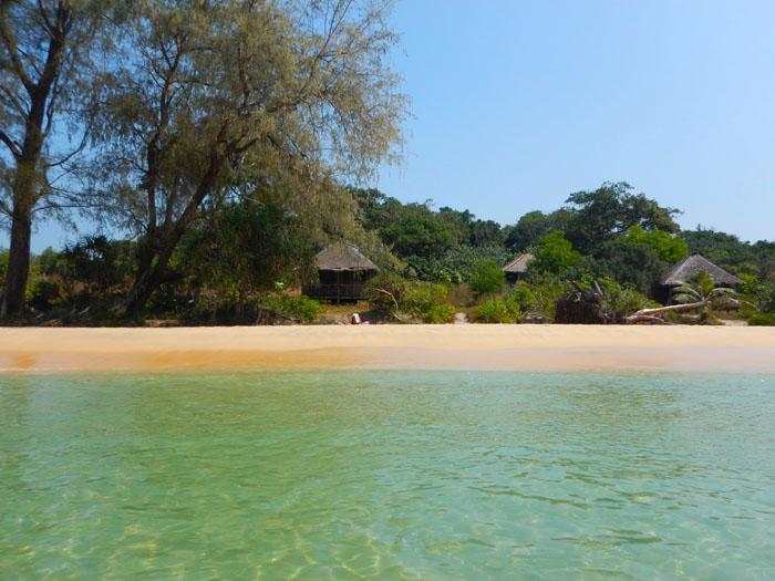 Lazy Beach Koh rong Samloem Cambodja