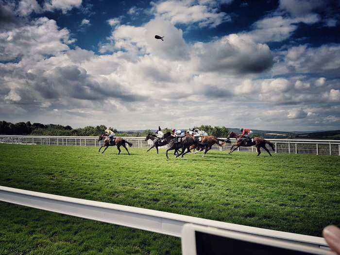 Paardenraces Glorius Goodwood Brighton & Hove
