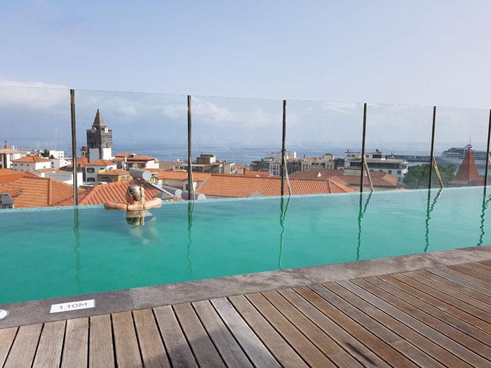 Zwembad Funchal Madeira