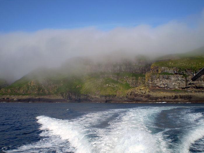 Vestmanna Faroer eilanden
