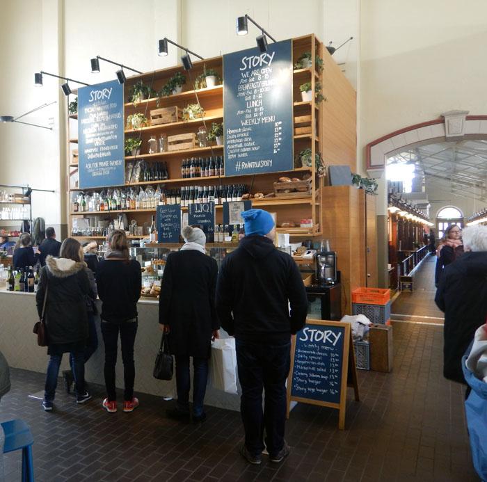 foodmarkt old market hall helsinki