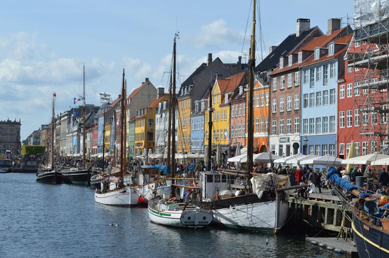 Reisplannen Kopenhagen