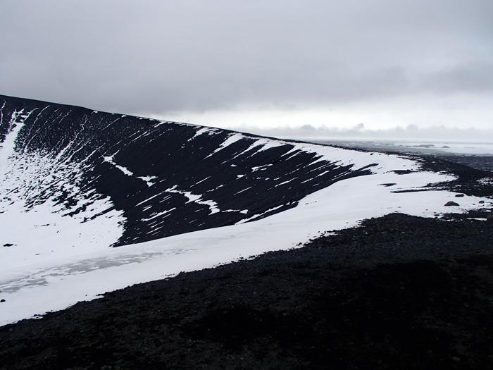 Hverfell krater Mývatn IJsland