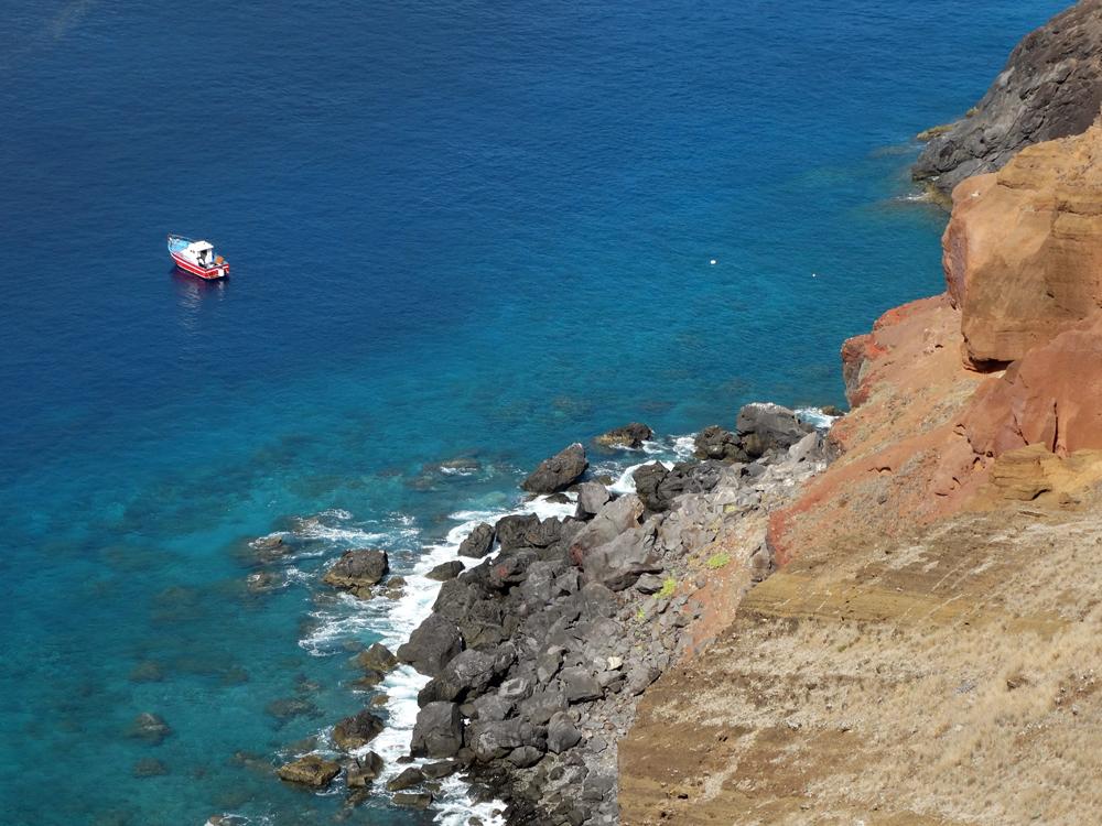 Wandelen Ponta de Sao Lourenco Madeira