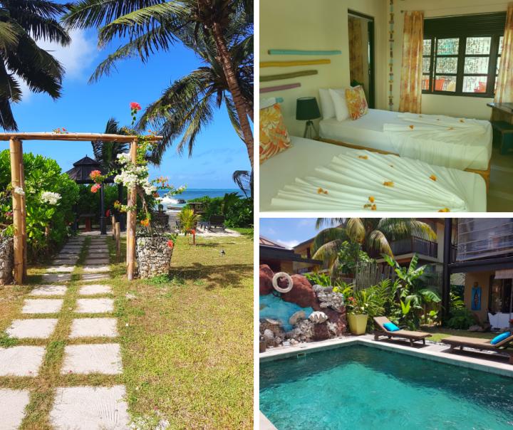 Accommodatie Praslin de Seychellen
